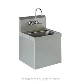 Advance Tabco 7-PS-747 Jail Security Sink