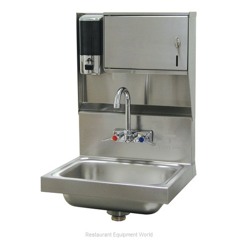 Advance Tabco 7-PS-79-2X Sink, Hand