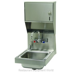 Advance Tabco 7-PS-84 Space Saver Hand Sink