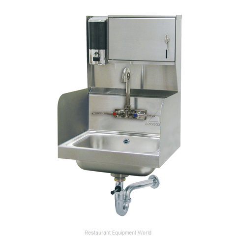 Advance Tabco 7-PS-87-1X Sink, Hand