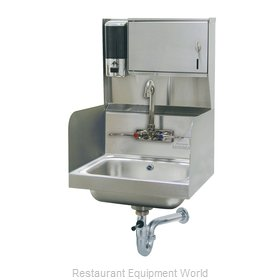 Advance Tabco 7-PS-87-2X Sink, Hand