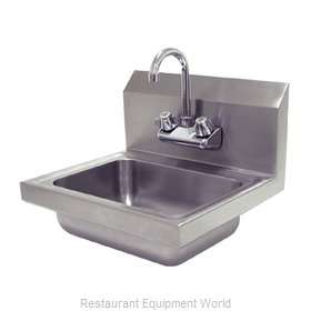Advance Tabco 7-PS-EC-1X Sink, Hand