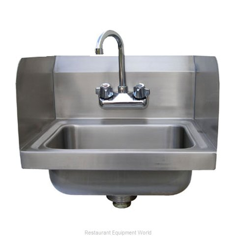 Advance Tabco 7-PS-EC-SP-1X Sink, Hand (Magnified)