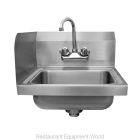 Advance Tabco 7-PS-EC-SPL-1X Sink, Hand