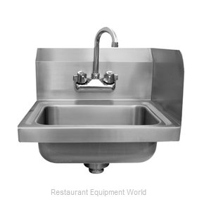 Advance Tabco 7-PS-EC-SPR-2X Sink, Hand