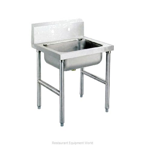 Advance Tabco 8-OP-16-X Sink, (1) One Compartment
