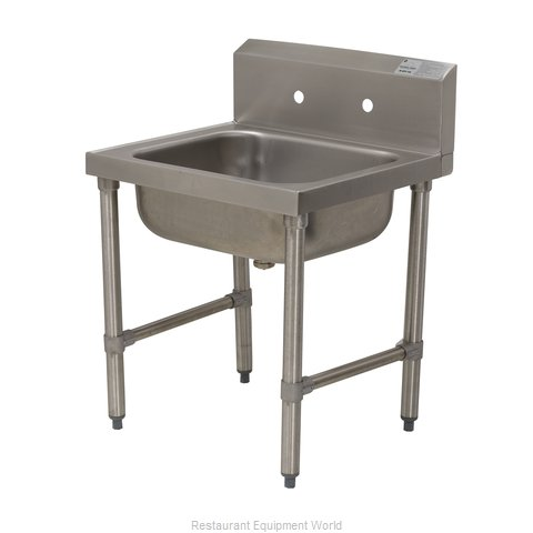 Advance Tabco 8-OP-16 Sink, (1) One Compartment
