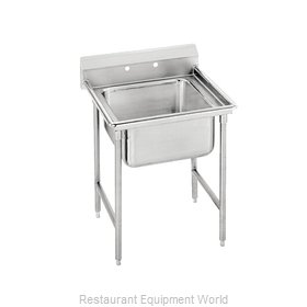 Advance Tabco 9-1-24-X Sink, (1) One Compartment
