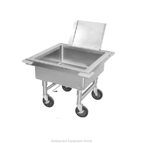 Advance Tabco 9-FSC-20 Soak Sink Portable
