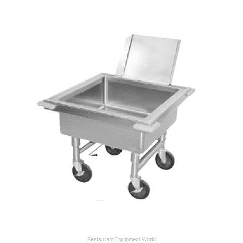 Advance Tabco 9-FSC-20 Soak Sink, Portable