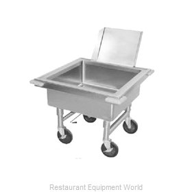 Advance Tabco 9-FSC-20 Soak Sink, Portable
