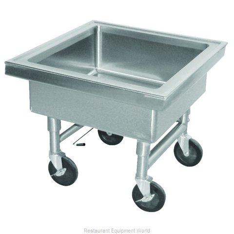 Advance Tabco 9-FSS-20-EC-X Soak Sink, Portable
