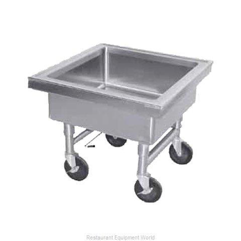 Advance Tabco 9-FSS-20 Soak Sink, Portable