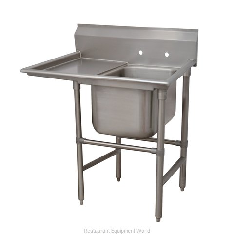 Advance Tabco 94-1-24-24L Sink 1 One Compartment