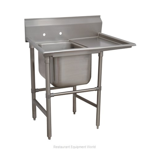 Advance Tabco 94-1-24-24R Sink 1 One Compartment