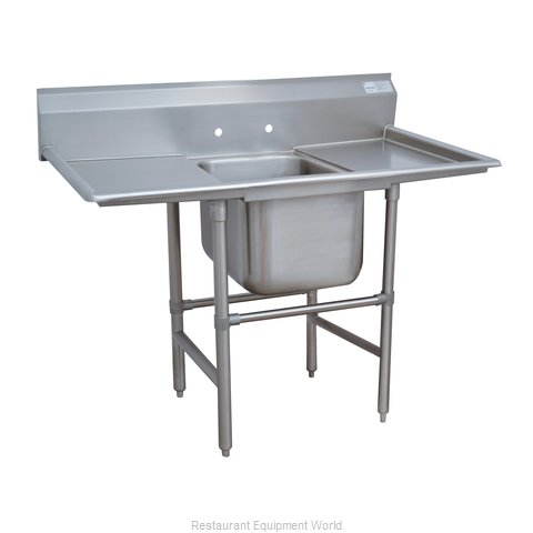 Advance Tabco 94-1-24-24RL Sink, (1) One Compartment