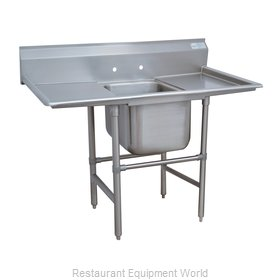 Advance Tabco 94-1-24-36RL Sink, (1) One Compartment
