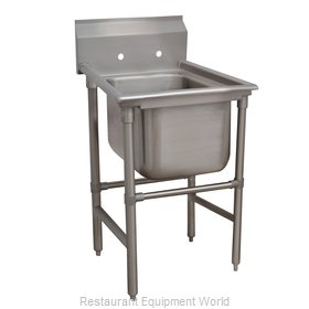 Advance Tabco 94-1-24 Sink 1 One Compartment