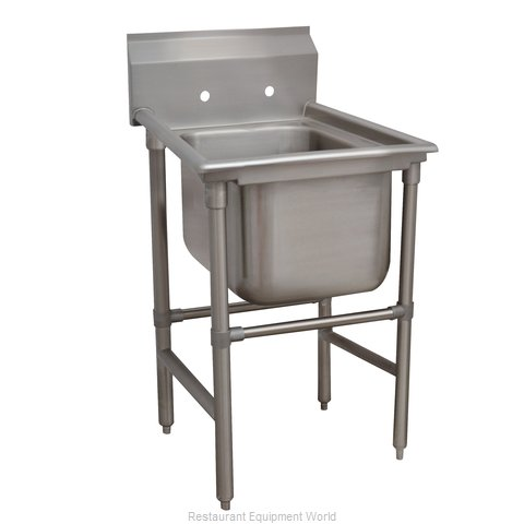 Advance Tabco 94-61-18 Sink, (1) One Compartment