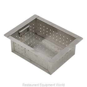 Advance Tabco A-16 Drain, Sink Basket / Strainer