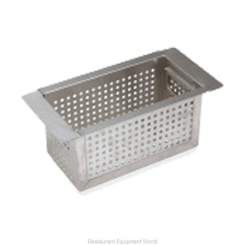 Advance Tabco A-23 Drain, Sink Basket / Strainer