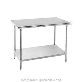 Advance Tabco AG-368 Work Table,  85