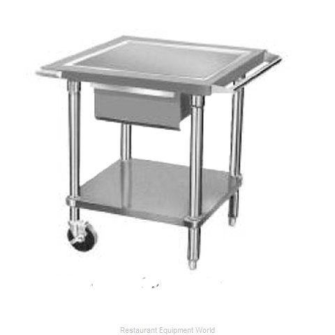 Advance Tabco AG-MP-30 Equipment Stand, for Mixer / Slicer