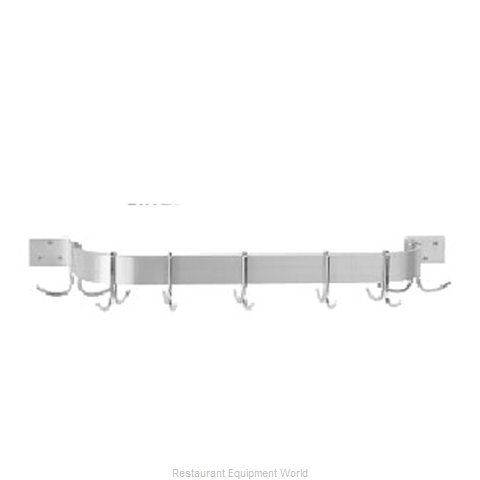 Advance Tabco ALW-24 Pot Rack Wall-Mounted