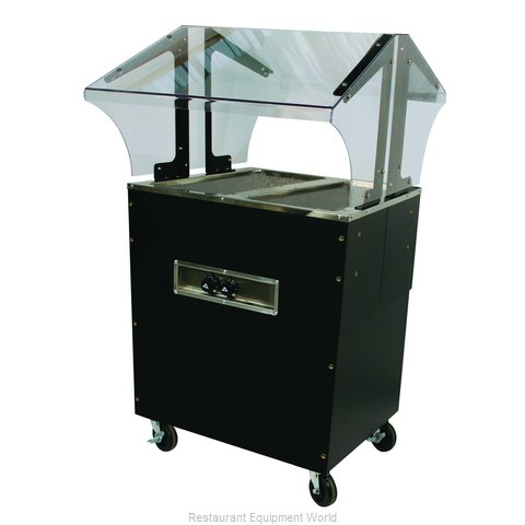 Advance Tabco B2-240-B-SB Serving Counter, Hot Food, Electric