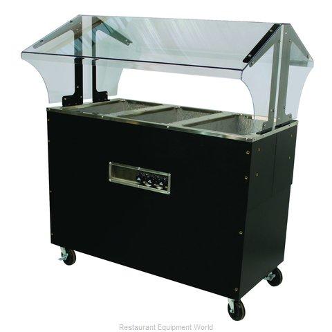 Advance Tabco B3-120-B-SB Serving Counter, Hot Food, Electric