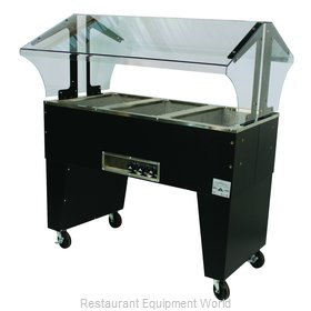 Advance Tabco B3-120-B-X Serving Counter, Hot Food, Electric
