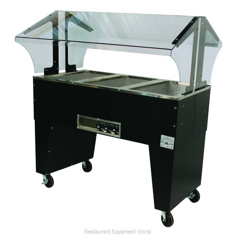 Advance Tabco B3-240-B-S Serving Counter, Hot Food, Electric