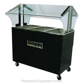 Advance Tabco B3-240-B-SB Serving Counter, Hot Food, Electric