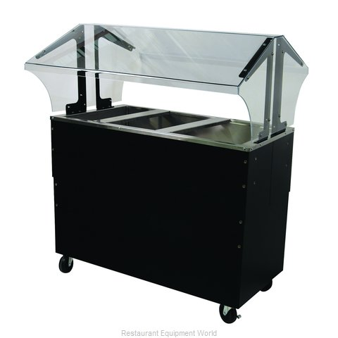 Advance Tabco B3-CPU-B-SB Serving Counter, Cold Food