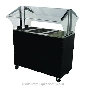 Advance Tabco B3-CPU-B-SB Serving Counter, Cold Food