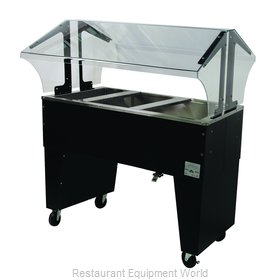 Advance Tabco B3-CPU-B Serving Counter, Cold Food
