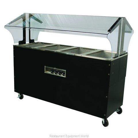 Advance Tabco B4-120-B-SB Serving Counter, Hot Food, Electric