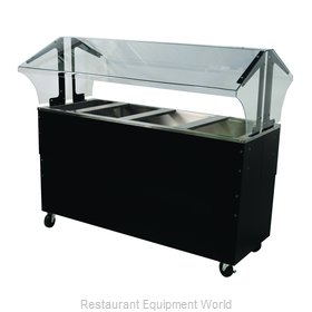 Advance Tabco B4-CPU-B-SB Serving Counter, Cold Food