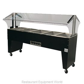 Advance Tabco B5-240-B-S Serving Counter, Hot Food, Electric