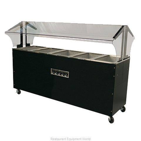 Advance Tabco B5-240-B-SB Serving Counter, Hot Food, Electric