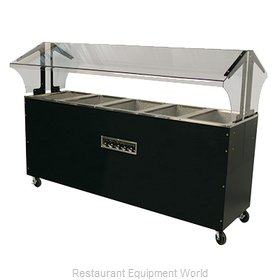 Advance Tabco B5-240-B-SB Serving Counter, Hot Food, Electric