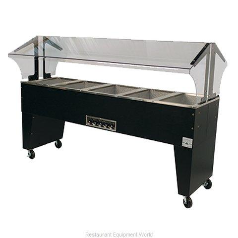 Advance Tabco B5-240-B Serving Counter, Hot Food, Electric