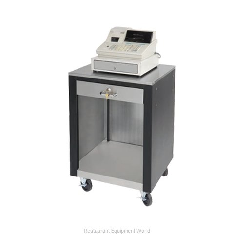 Advance Tabco BCRS-B Cash Register Stand