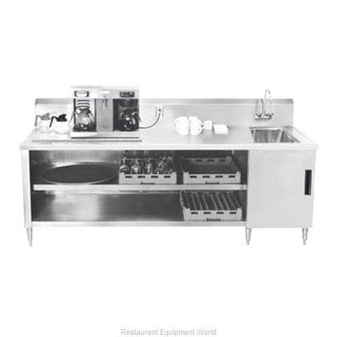 Advance Tabco BEV-30-144R Beverage Counter