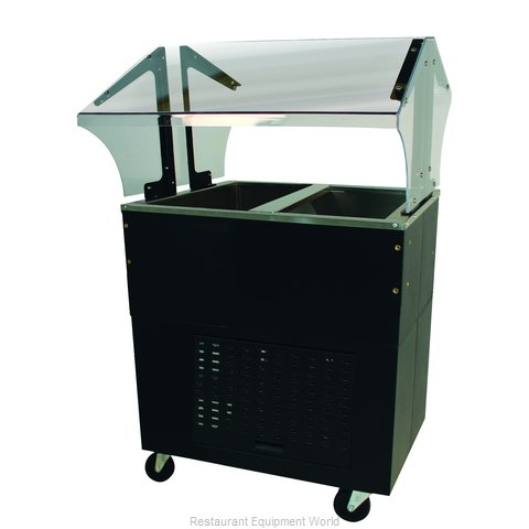 Advance Tabco BMACP2-B-SB Serving Counter, Cold Food