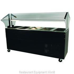 Advance Tabco BMACP5-B-SB Serving Counter, Cold Food
