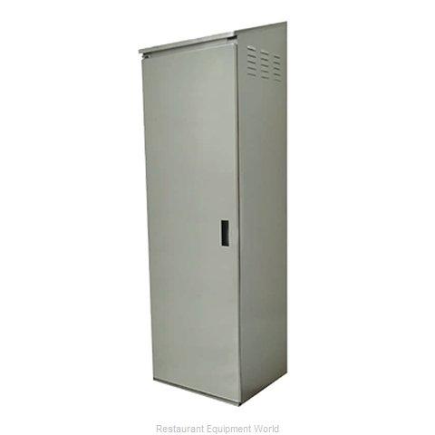 Advance Tabco CAB-4-300 Storage Cabinet