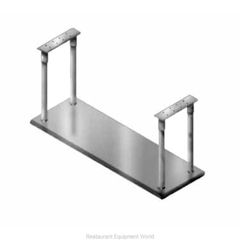 Advance Tabco CM-18-60 Overshelf, Ceiling-Mounted