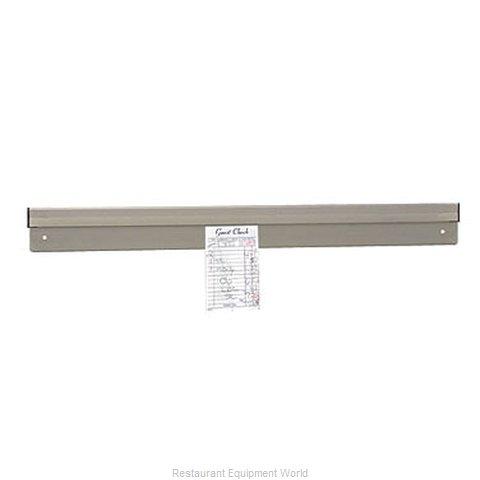 Advance Tabco CM-24-X Check Holder, Bar