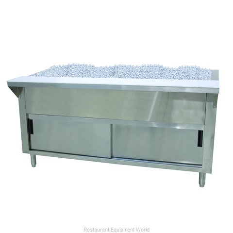 Advance Tabco CPU-4-DR Serving Counter, Cold Food